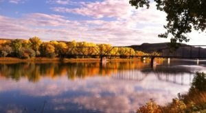 Fall Is Coming And These Are The 8 Best Places To See The Changing Leaves In Montana