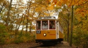 This Haunted Trolley In Connecticut Will Take You Somewhere Absolutely Terrifying