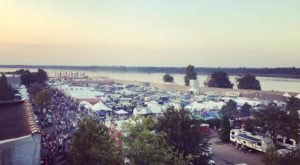 This Riverfront BBQ Festival Is The Tastiest Fall Event In Kentucky