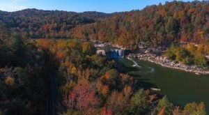 You'll Be Happy To Hear That Kentucky's Fall Foliage Is Expected To Be Bright And Bold This Year