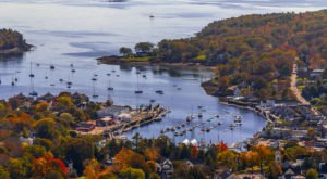 Fall Is Coming And These Are The 10 Best Places To See The Changing Leaves In Maine