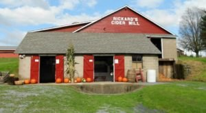 These 7 Cider And Donut Mills In Pennsylvania Will Put You In The Mood For Fall