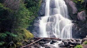 Discover One Of Vermont's Most Majestic Waterfalls – No Hiking Necessary