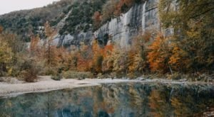 The One Paddle Trip In Arkansas You Must Take This Fall