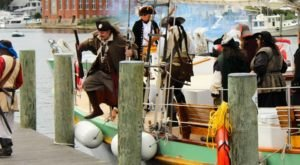 You'll Love This One-Of-A-Kind Pirate Festival In Connecticut