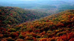 Fall Is Coming And These Are The 10 Best Places To See The Changing Leaves In Arkansas