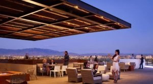 This Beautiful Rooftop Restaurant Lets You See New Mexico Like Never Before