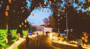 Utah's Glowing Pumpkin Trail Is A Great Way To Celebrate Fall