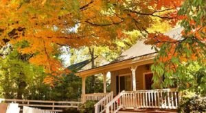 This Fall Foliage Tour Through A Victorian Village In Northern California Is Absolutely Magical