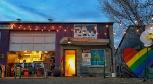 This Hidden Street In Nevada Is Lined With The Most Unique Shops