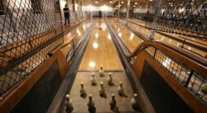 The Nation's Oldest Industrial Bowling Alley Is Right Here In Rhode Island