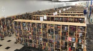 An Enormous Warehouse Of Used Books In Ohio, Murphy's Used Books And Media, Will Be Your New Favorite Destination