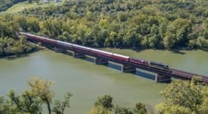 These Unique Train Rides Will Show You Around Cincinnati Like Never Before