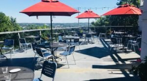 The Hidden Restaurant In Cincinnati With Incredible Views And Even Better Food