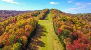 Take This Ride High Above Buffalo's Fall Foliage For The Most Spectacular Views