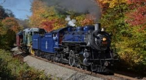 7 Ridiculously Charming Train Rides To Take In Pennsylvania This Fall