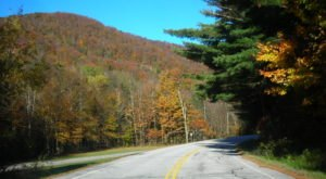 Drive Vermont's Most Scenic Route For A Magical Autumn Day