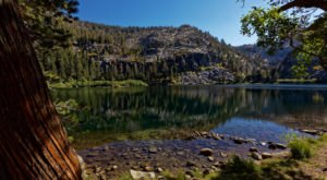 This Natural Staircase In Northern California Leads You To The Most Magical Hidden Lake