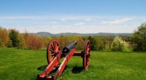 The Historic Park In New York That Was A Deadly Battleground During The American Revolution