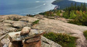 You'll Never Forget A Hike Through These Maine Caves