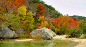 Fall Is Here And These Are The 11 Best Places To See The Changing Leaves In Texas