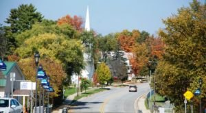 The One Michigan Town Everyone Must Visit This Fall
