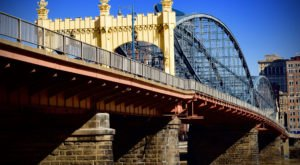The Remarkable Bridge In Pittsburgh That Everyone Should Visit At Least Once