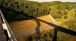 Here Is The Best Place For A Bird's-Eye View Of Nashville's Fall Foliage