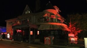 This Old Funeral Home In Pennsylvania Is Now A Haunted House And One Visit Will Give You Nightmares
