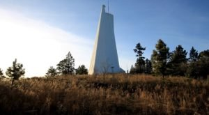 Nobody Knows Why This Observatory In New Mexico Was Mysteriously Shut Down