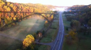 This Is The Best Place For A Bird's-Eye View Of Nashville's Fall Foliage