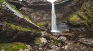 The Incredibly Beautiful Waterfall In New York Many Never Knew Existed
