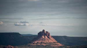 Hike To This Mystical Rock In Arizona That's Said To Have Healing Powers