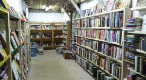 This Enormous Warehouse Of Used Books In New York Will Be Your New Favorite Destination