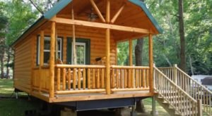 8 Campgrounds In Ohio Perfect For Those Who Hate Camping