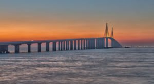 The Remarkable Bridge In Florida That Everyone Should Visit At Least Once
