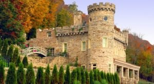 There's A Medieval Castle Hiding In West Virginia And It's Absolutely Stunning