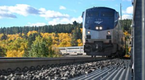 This 550-Mile Train Ride Is The Most Relaxing Way To Enjoy Montana Scenery