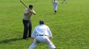 An Old-Fashioned Baseball Game In Indiana Is Going To Be Played With 1800s Rules