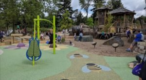 Few People Know About This Animal-Themed Playground Hiding In Illinois