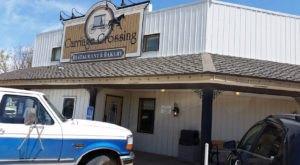 The World's Freshest Cinnamon Rolls Are Tucked Away Inside This Hidden Kansas Restaurant