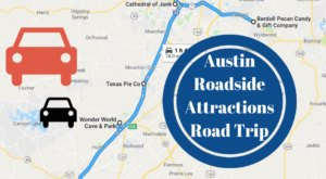 Take This Quirky Road Trip To Visit Austin's Most Unique Roadside Attractions