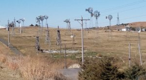 There's A Quirky Windmill Park Hiding Right Here In Nebraska And You'll Want To Plan Your Visit