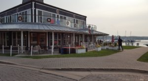 The Nautical Themed Restaurant In Michigan With Picture Perfect Waterfront Views