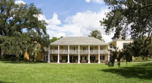 The Overnight Adventure In Louisiana That Will Take You Back In Time