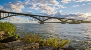 The Remarkable Bridge In Buffalo That Everyone Should Visit At Least Once