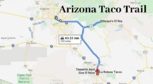 This Amazing Taco Trail In Arizona Takes You To 9 Tasty Restaurants