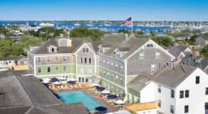 The Beach-Themed Restaurant In Massachusetts Where It Feels Like Summer All Year Long
