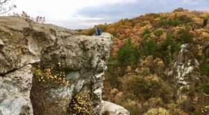 Here Are The 7 Best Places For A Bird's-Eye View Of Maryland's Fall Foliage