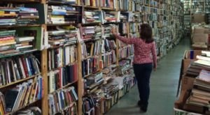 An Enormous Warehouse Of Used Books In Arkansas, Once Upon A Time Books Will Be Your New Favorite Destination